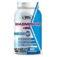 Real Pharm Magnesium+B6 90 tabs реал фарм магний б6
