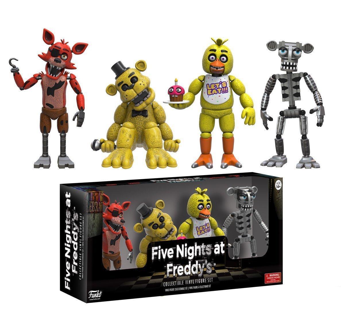 Фигурки 5 ночей с Фредди / набор Funko Five Nights at Freddy's