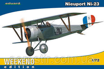 Nieuport Ni-23 1/72 EDUARD 7417