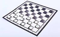 Шашки настольная игра (37см х 37см)