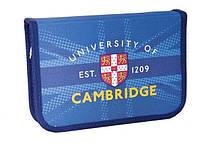 Пенал с отворотом 1 Вересня Cambridge blue 531379