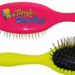 Щітка з гладкими залізними зубцями. Denman tangle smoother