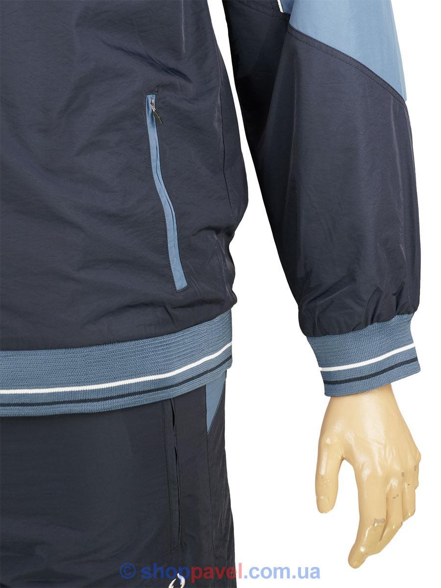 2772b975 Мужской спортивный костюм Fabiani 13ВЕ21Е1074 В D.Blue большого размера - Магазин  мужской одежды