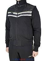 Трикотажный спортивный костюм Maraton М-10-223-U Н черный