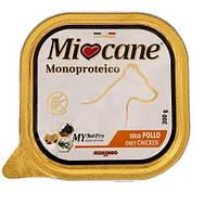 Консервы Miocane Monoproteico для собак с курицей, 300 г