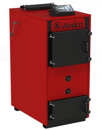 Пиролизный котел Amica PYRO M 18 кВт