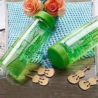 Пляшка My Bottle + чохол Green / Бутылка My Bottle + чехол Зеленый