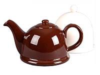 Заварочный чайник Lefard 800 мл с фильтром и колпаком 470-056