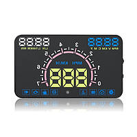 Многофункциональный проектор приборной панели на лобовое стекло HUD E-350!Опт