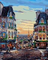 Картина по номерам Монмартр (BRM7238) 40 х 50 см