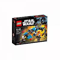 Lego Star Wars Спидер Охотников за головами 75167