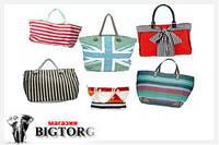Пляжні сумки та пакети