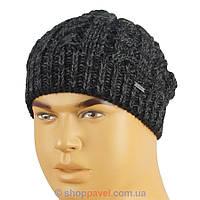 Стильная мужская шапка Loman в разных цветах