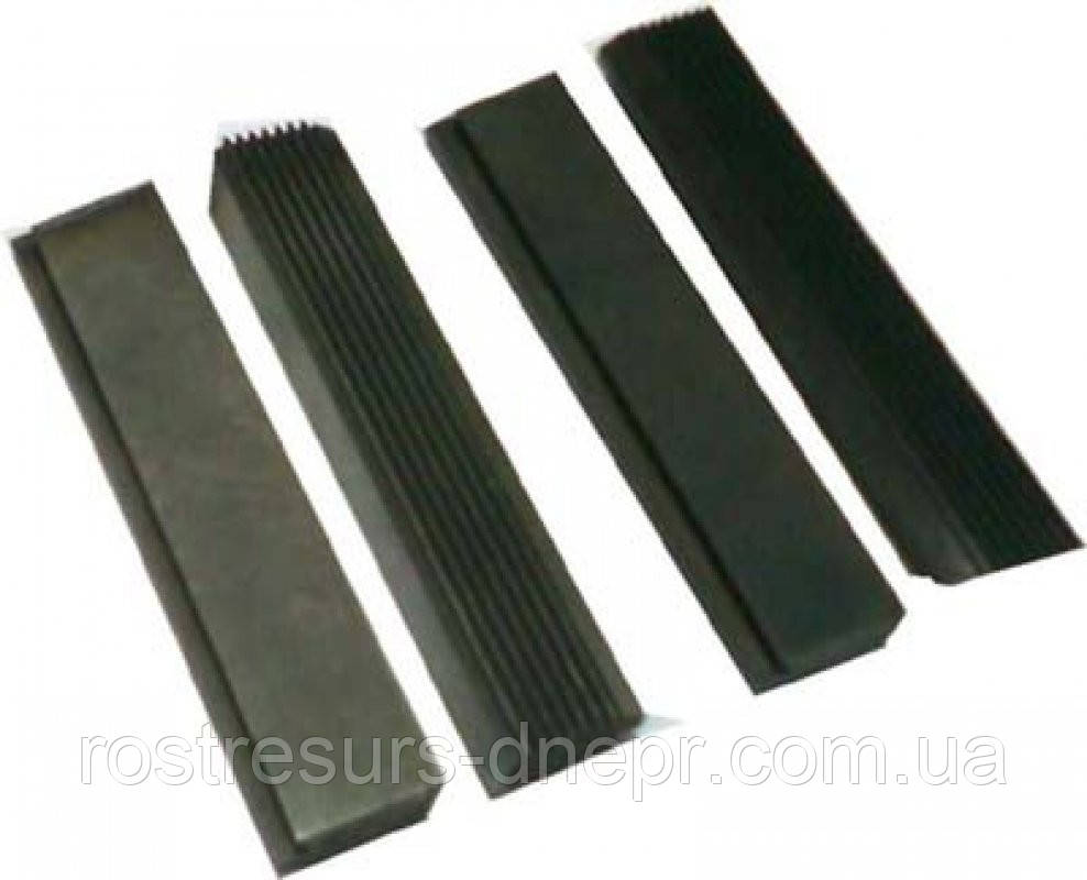 Гребенка плоская АI-3.5-10х25х100 Р6М5 (комп. 4шт)