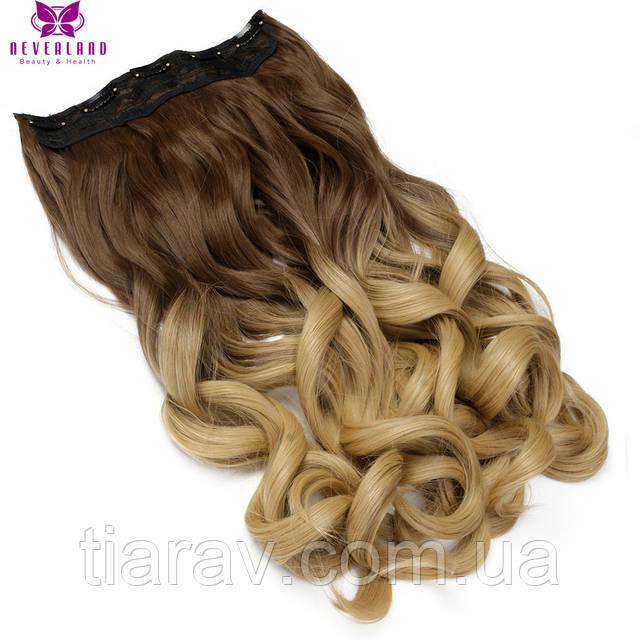 Волосы на заколках ТЕРМОСТОЙКИЕ волосы трессы волосы омбре