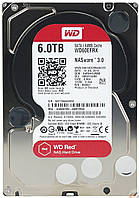 HDD 6.0TB 5400 SATA3 3.5 WD Red WD60EFRX