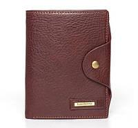 Портмоне кошелек Baellerry 302Br коричневый вертикальный, фото 1