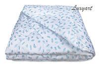 Одеяло искусственный пух , плотность наполнителя 380г/м², 150*210