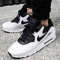 "Кроссовки Nike Air Max 90 Essential ""White and Black"" 537384-131 (Оригинал)"