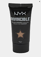 Тональная основа NYX Invisible INF04 Light E14101-6