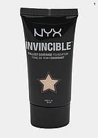 Тональная основа NYX Invisible INF01 Ivory E1498-6