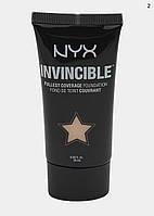 Тональная основа NYX Invisible INF02 Fair E1499-6