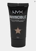 Тональная основа NYX Invisible INF03 Porcelain E14100-6
