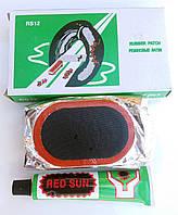 RS12 Набор латки камерные + клей
