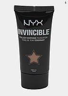 Тональная основа NYX Invisible INF05 Light Medium E14102-6