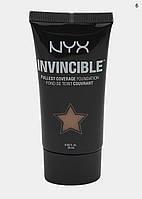 Тональная основа NYX Invisible INF06 Medium E14103-6