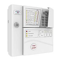 Прибор приемно-контрольный пожарный ППКП Дозор-8 (авт.) (с БП Дозор 3А/12В)