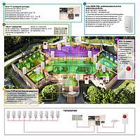 Пультовая проводная - Сигнализация для дома - Сигнализация под ключ - Сигнализация