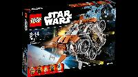 Lego Star Wars Квадджампер Джакку 75178