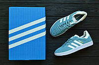 Женские Кроссовки Adidas Gazelle Trainers Womens Blue