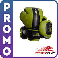 Боксерские перчатки  Tiger Series Green, фото 1