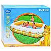 Детский надувной бассейн КОРОЛЬ ЛЕВ 265х175х56 см INTEX Басейн прямоугольный, фото 3