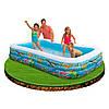 Детский басейн Басcейн прямоугольный 305х183х56 см, фото 5