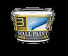 """Латексная краска Brodeco """"Wall Paint"""" 2,5 л."""