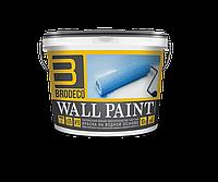"""Латексная краска Brodeco """"Wall Paint"""" 5 л."""