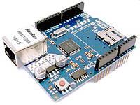 Радиоконструктор Ethernet модуль для Ардуино W5100