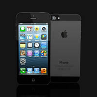 Смартфон Apple iPhone 5   32ГБ Neverlock  Black