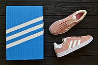 Женские Кроссовки Adidas Gazelle Trainers Womens Vapour Pink