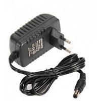 Адаптер зарядное устройство 12V 1A 0801
