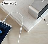 Аудио кабель с микрофоном и пультом Remax RL-S120, фото 5