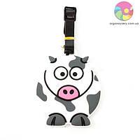 Бирка для багажа - Корова