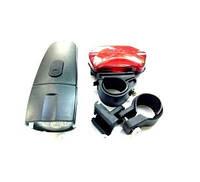 Велосипедный фонарь KK-860, комплект передний и задний