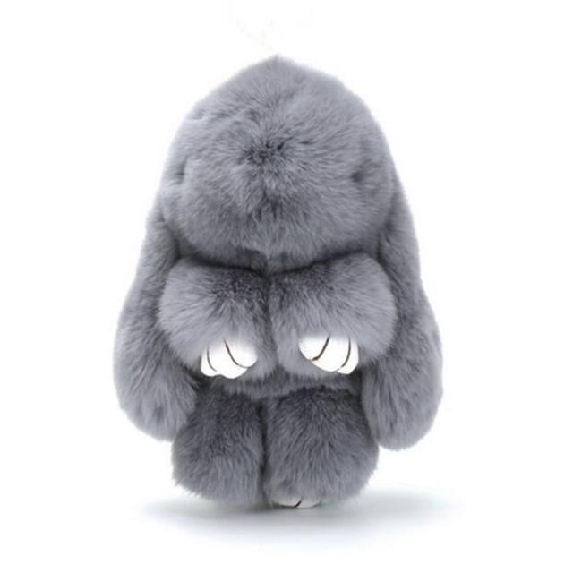 Брелок меховый Кролик