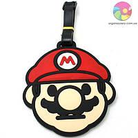 Бирка для багажа - Супер Марио