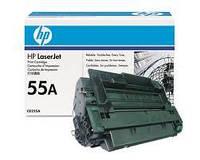 Заправка картриджа HP CE255A для принтера LJ