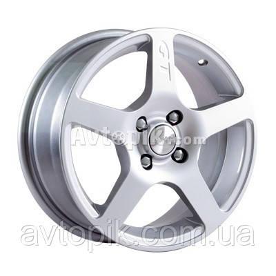 Литые диски Скад Омега R15 W6.5 PCD4x100 ET45 DIA67.1 (алмаз)
